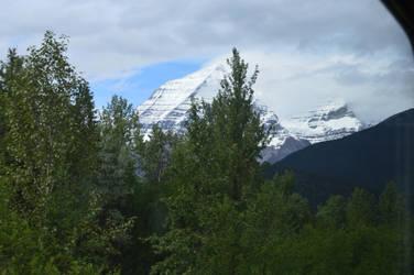 Snowcapped Peak by ThePhoenixKing