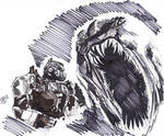 Optimus Prime vs The Kracken