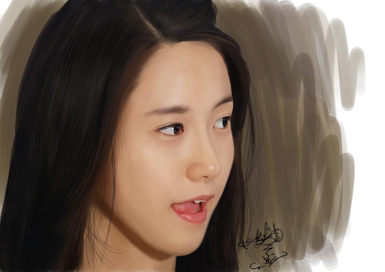 http://fc06.deviantart.net/fs71/f/2010/146/3/d/Painting_SNSD_Yoona_by_aimgallagher.jpg