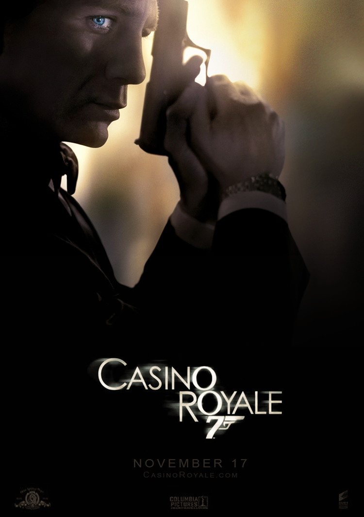 james bond casino royale film