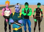 Reboot on Sims 2