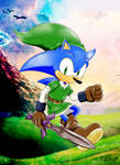 Legend of Sonic Lost World