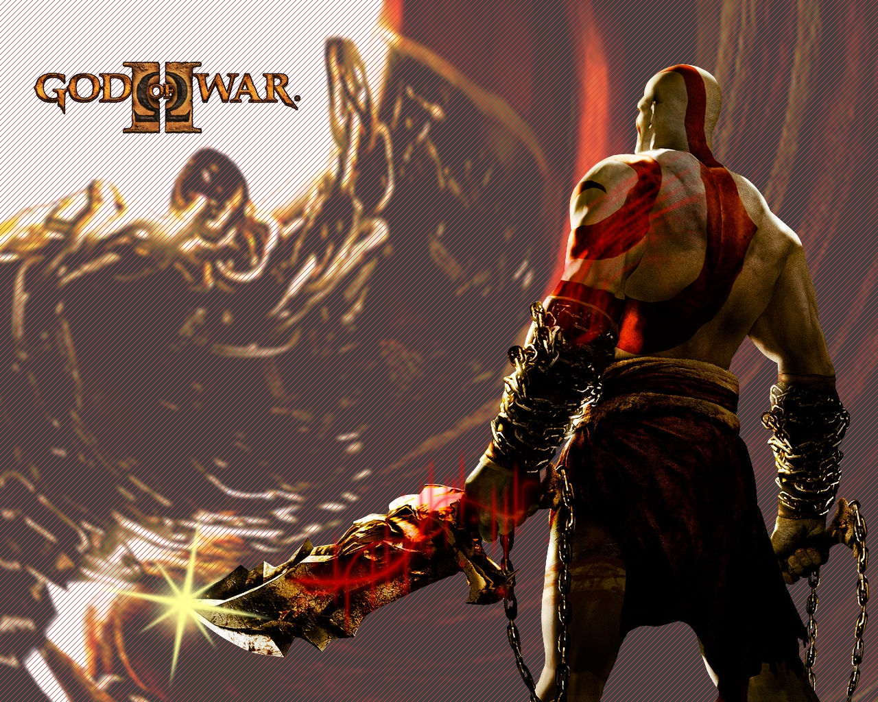 God of war wallpaper by ~Seigneur-Golan on deviantART