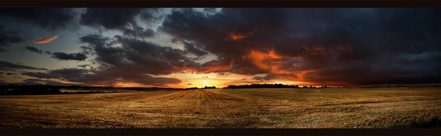 same sunset bit later