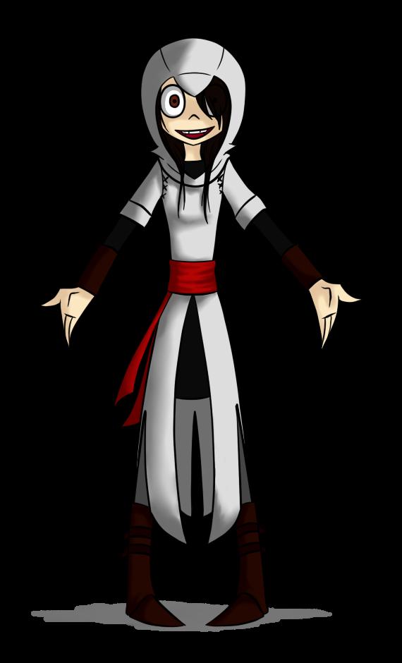 Assassin cosplay by Roysu