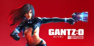 Gantz O Fanart
