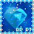 [RP Card] June Activity Card Stamp_turquoise_shard_by_tsuki_no_kagayaki-d7gil51