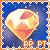 JupiterThunderCrash's Dragon Hoard Stamp_orange_normal_by_tsuki_no_kagayaki-d7gil5y