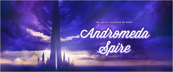 [HC Event]Andromeda Spire Andromeda_spire_rp_event_header_by_tsuki_no_kagayaki-d9b18a0