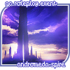JupiterThunderCrash's Dragon Hoard Andromeda_spire_rp_event_bumper_by_tsuki_no_kagayaki-d9b1ae3