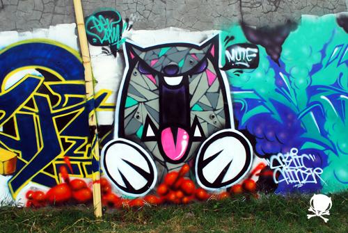 Wall Shred by bedlam24
