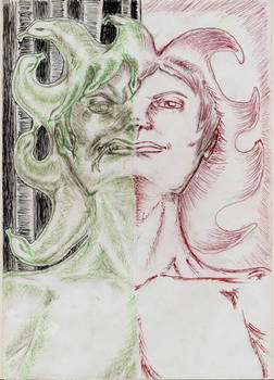 Medusa duplicity