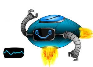 Robot_ DFNDR_contest