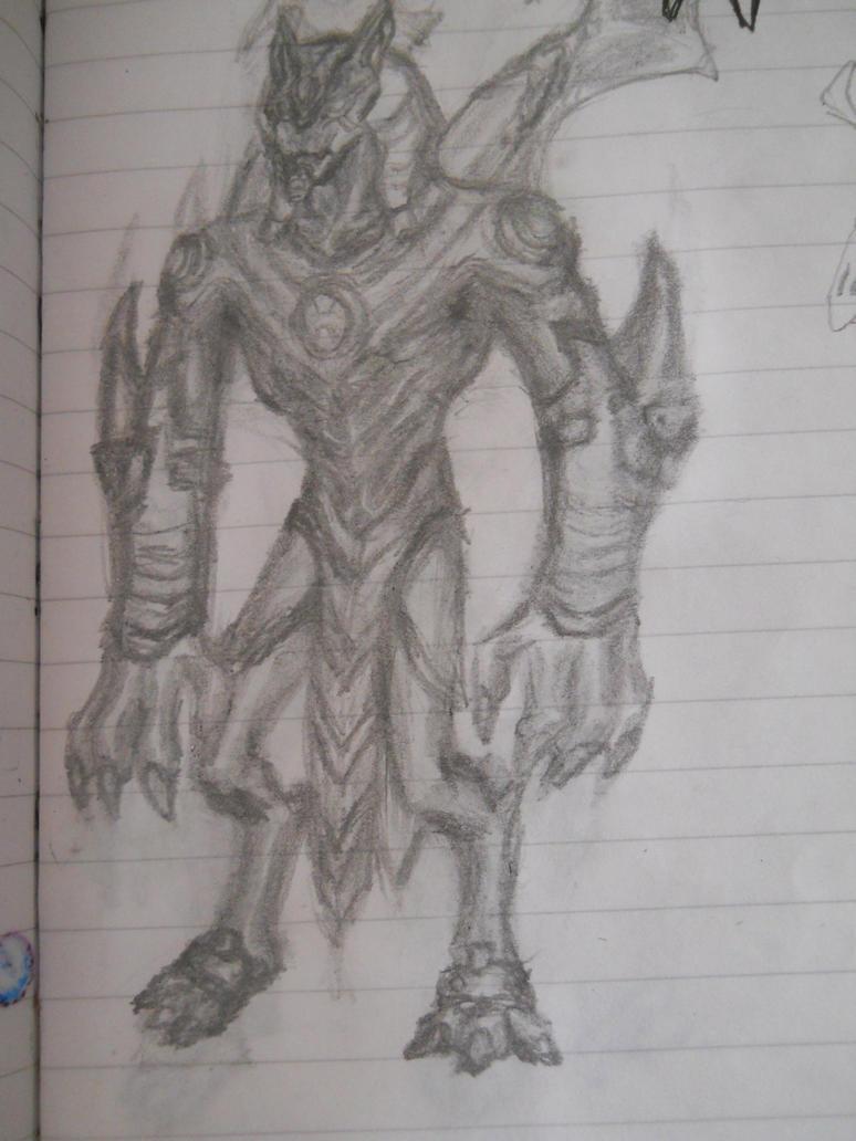 Sphinx_V2 by nymzok
