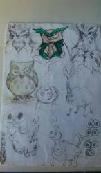Pokemon Sun and Moon Wagon 4 by nymzok