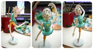 Steven Universe: Pearl Sculpture 2