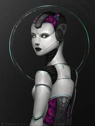 Robot by AshleyLun