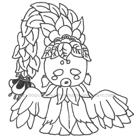 Majoras wrath coloring pages ~ Deku Princess - Majoras Mask by HyrulePrinzessin on DeviantArt
