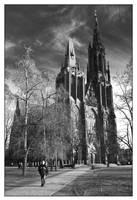 104 Wroclaw Michael church by sirsamvimes