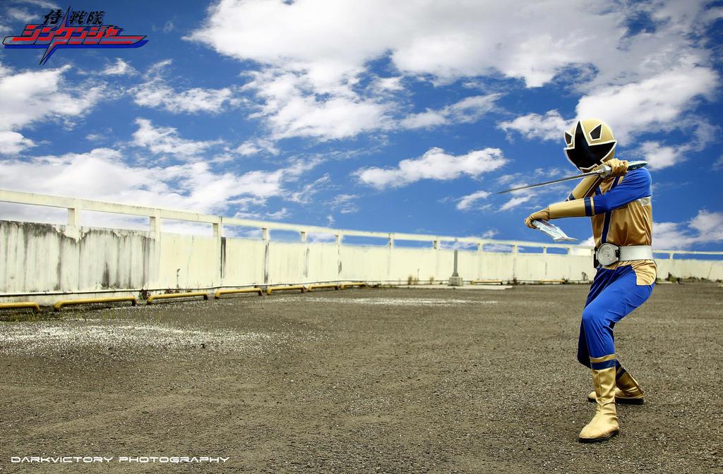 Shinkenger Gold by haryadi-darkvictory on DeviantArt