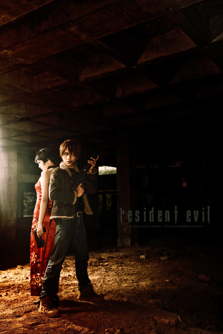 RESIDENT EVIL COVER STAGE by haryadi-darkvictory