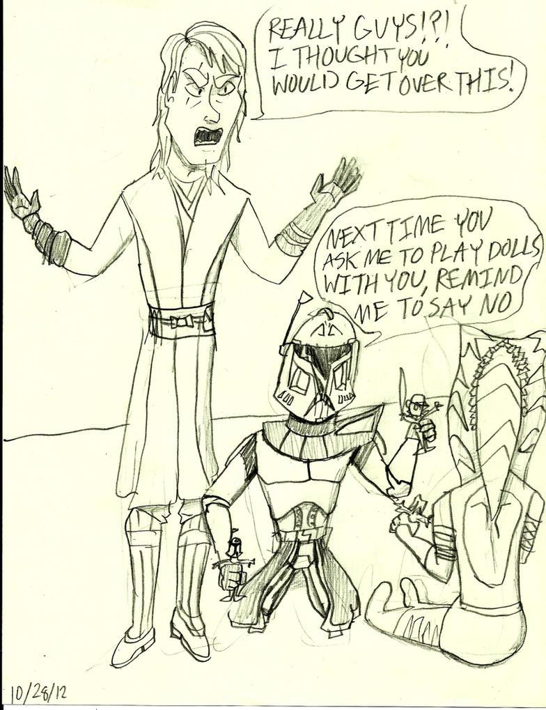 Deviantart: more like star wars the clone wars- alpha takes ahsoka