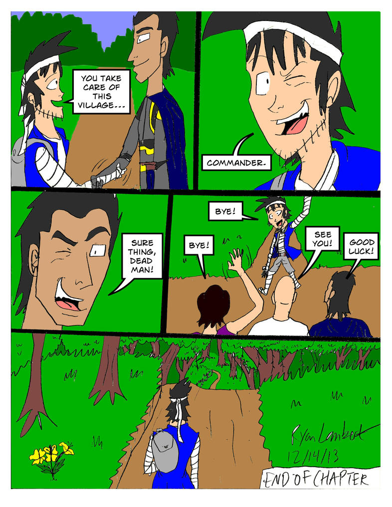 Chasing Fate Chapter7 Page21 by RyanTheGreat777