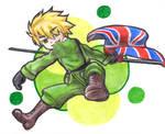 Hetalia:England