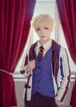 fate grand order:arthur pendragon cosplay