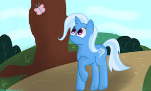 The Gentle and Kind Trixie
