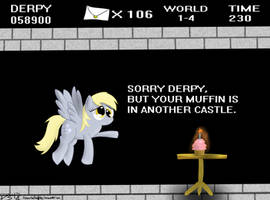 Your Muffin is in Another Castle - Mock War day 4 by MikorutheHedgehog