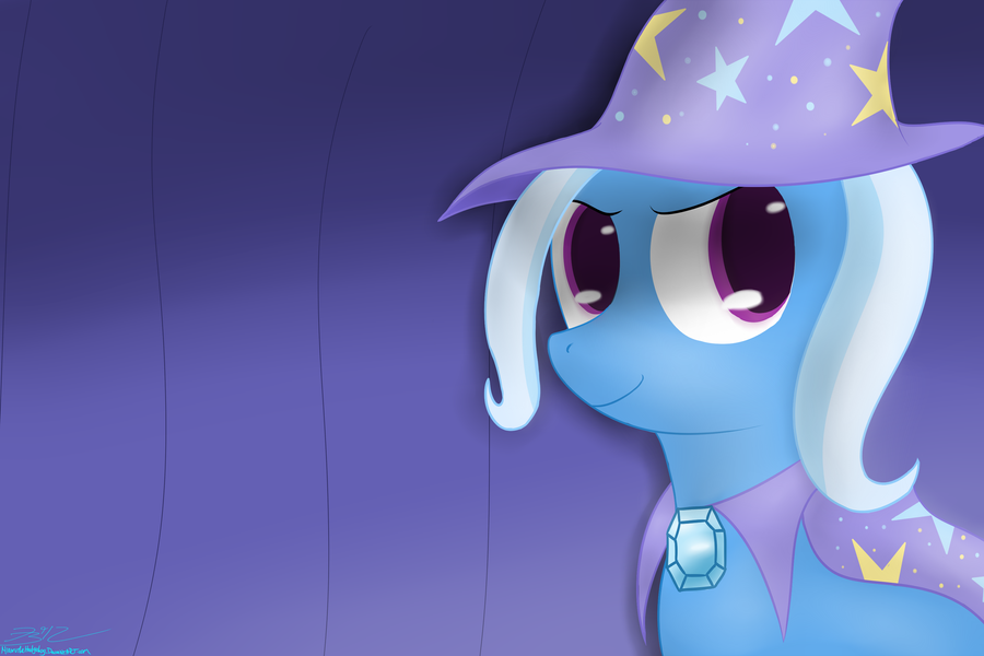 Trixie by MikorutheHedgehog