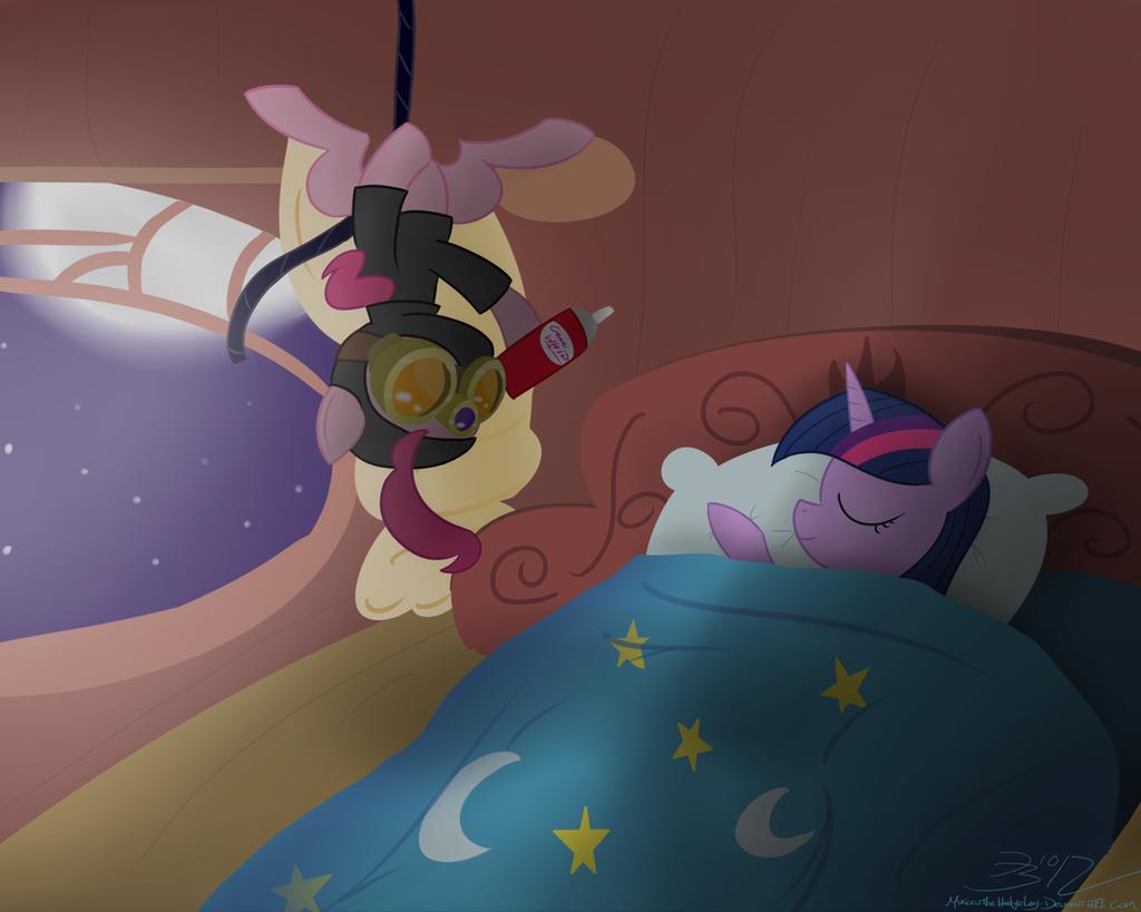 Pinkie's Prank by MikorutheHedgehog