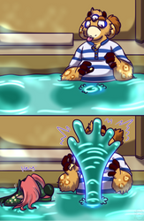Water Spooks - Water Magic Class 2/4 by SmallTimidBean