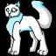 Mini Ice Kitty by o0muggledude0o