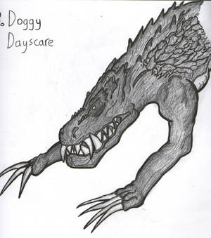 TonicTober Day 03 - Doggy Dayscare