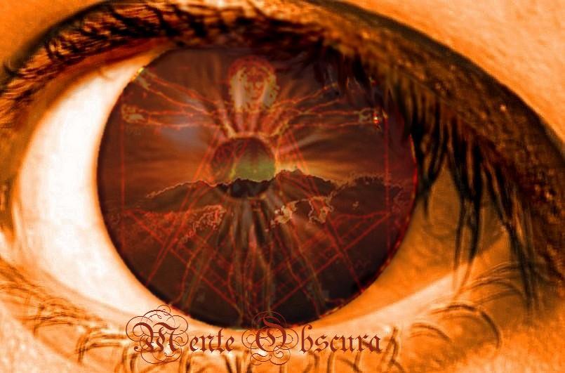Vitruvian Eye by Obscuramente