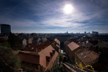 Just another Zagreb panorama by hrvojemihajlic