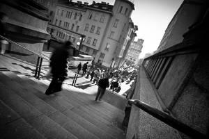 Everyday Rush by hrvojemihajlic