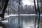 Winter in Maksimir Park XI