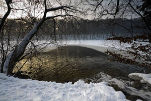 Winter in Maksimir Park XVII by hrvojemihajlic