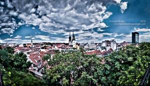 Zagreb Panorama 2010 by hrvojemihajlic