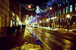 Advent in Zagreb - I
