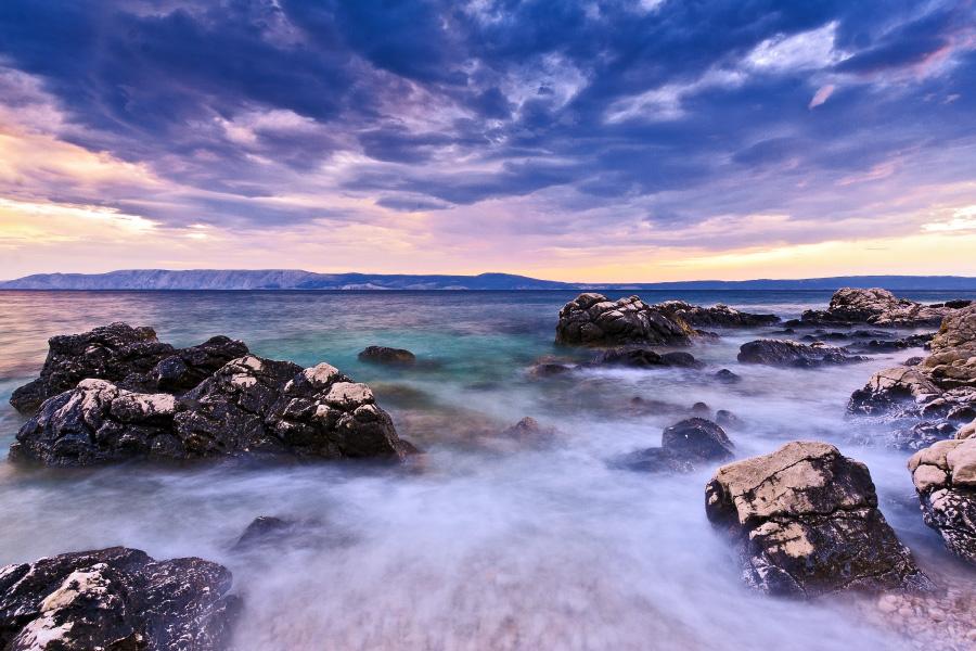 Angry Sea III by hrvojemihajlic