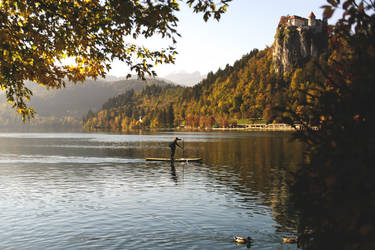 Bled Lake 2015 - I by hrvojemihajlic