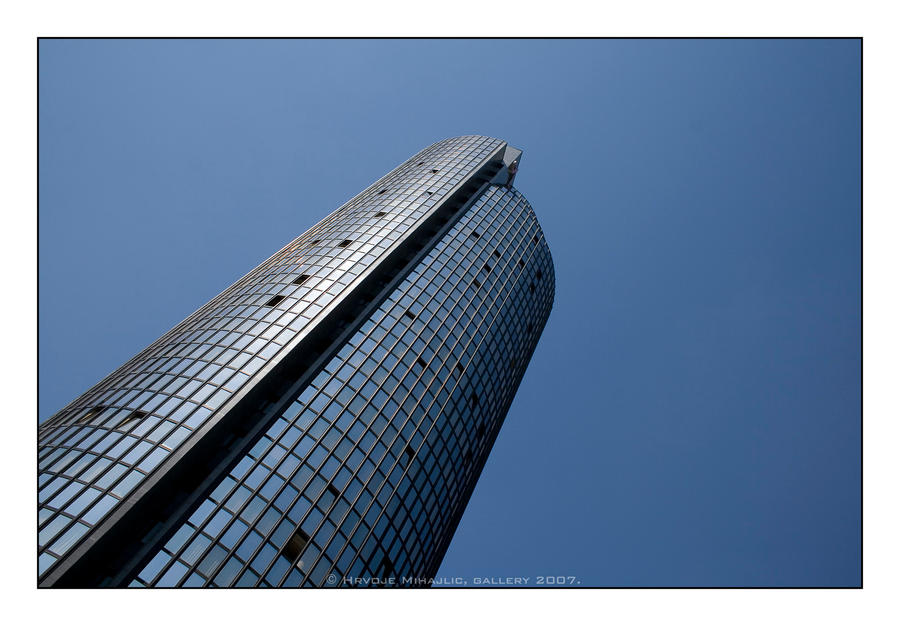 Cibona tower by hrvojemihajlic