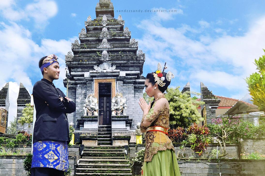 Balinese Style 2 by SandzzSandy