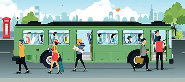 Environmental Benefits of Public Transport by harrisabk