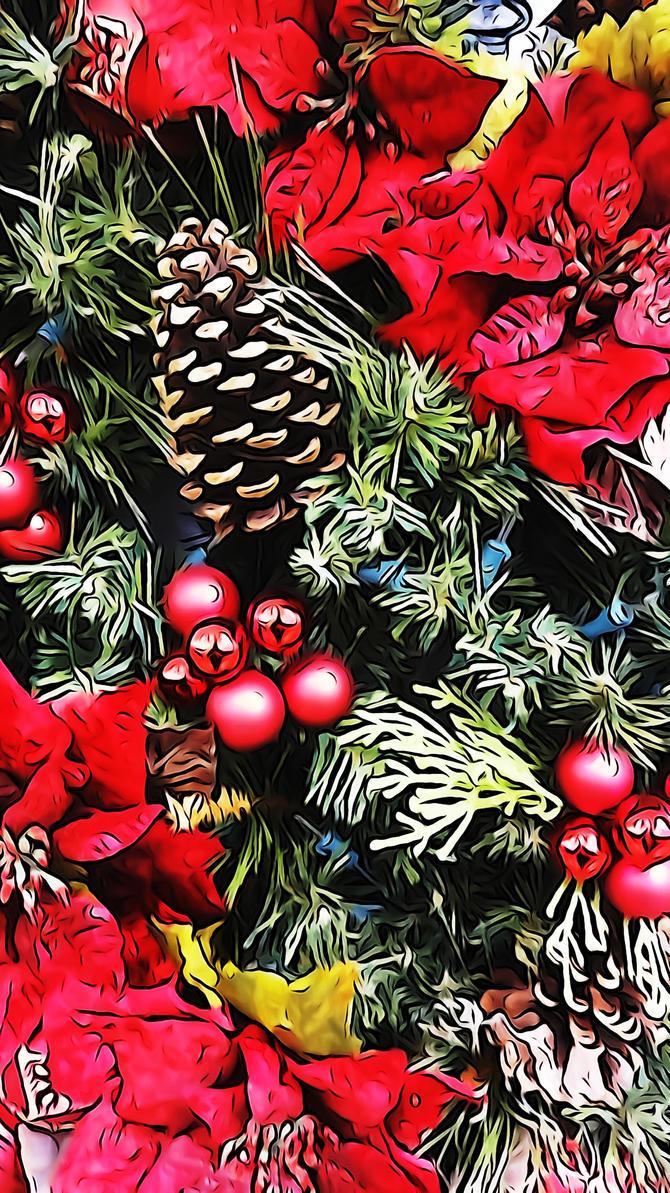Christmas Stock 6 by Ox3ArtStock