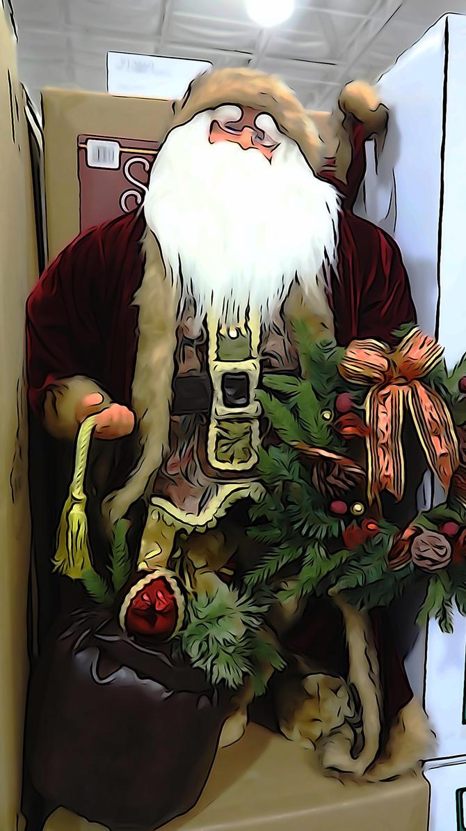 Christmas Stock 8 by Ox3ArtStock